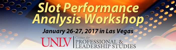 Seminar:  Slot Performance Analysis