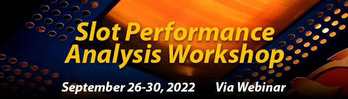 Slot Performance Analysis Workshop